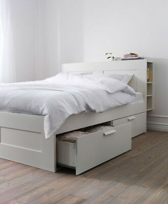 Ikea Brimmes Bed