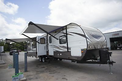 For Sale New 2017 Wildwood 27REI Travel Trailer RV Camper at Clearance Price