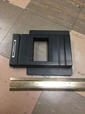 GRAFLEX DIVIDING BACK for Graphic or Graphic View Cameras 4x5 size