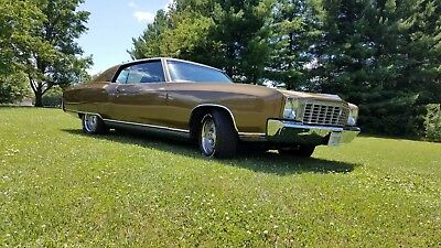 1972 Chevrolet Monte Carlo  1972 Chevrolet Monte Carlo ( Relisted due to non payment)