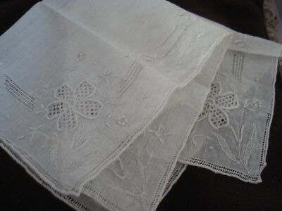 Vintage handkerchief # Wedding