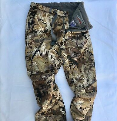 Sitka Gear Gradient Pant Size Medium (30-32) Waterfowl Marsh