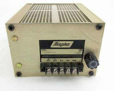 Acopian Power Supply Model U24Y500