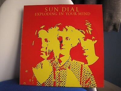 Sun Dial - Expolding In Your Mind    Uk  Ufo