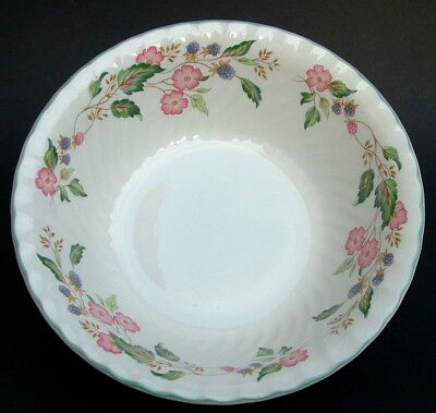 For BHS A Victorian Rose Pattern Fruit Salad Bowl 21cm Dia - Looks in VGC