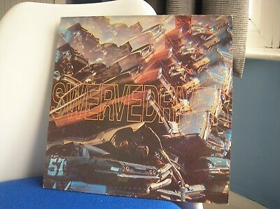 Swervedriver - Son Of Mustang Ford + 3   Uk Creation