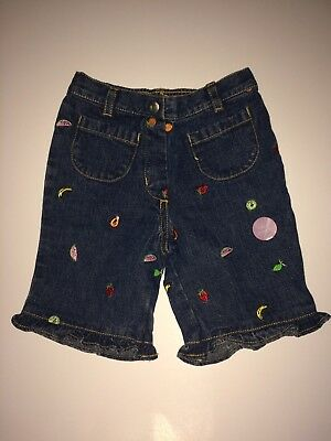 NWT Gymboree jeans 6-12 months