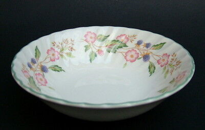 BHS Victorian Rose Pattern Cereal Soup Dessert or Bowls 16.5cm Dia - Look in VGC
