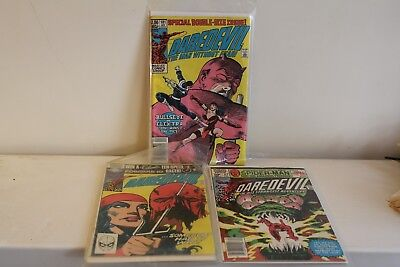 Lot of Marvel Daredevil 177-182 (1964) Frank Miller