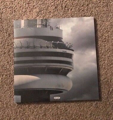 Drake - VIEWS 2 X LP 2016 [EXCELLENT CONDITION, LISTENED TO ONCE]