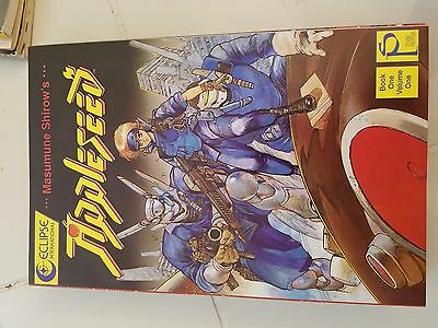 APPLESEED Prestige Format #1 (1988) ECLIPSE MASUMUNE SHIROW (GHOST IN THE SHELL)