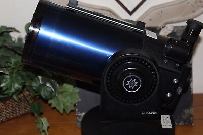 Meade 125 EXT MAK and Tripod with controller