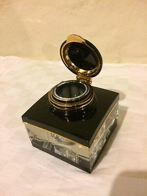 Mont Blanc Meisterstuck Inkwell And Blotter