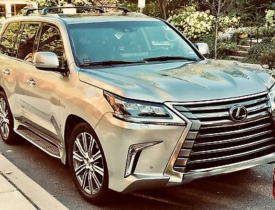 2016 Lexus LX Luxury Package lexus 570 LX Luxury Package, HUD, Mark Levinson, Full Features Factory Upgrade