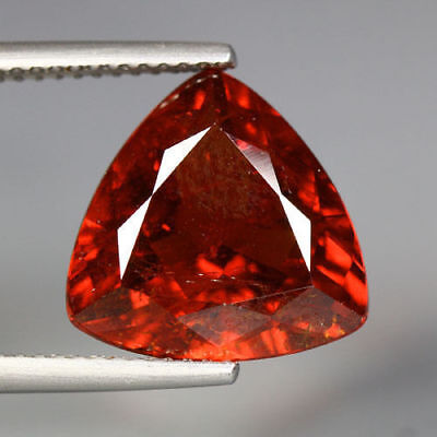 8.23 Cts_Unbelievable Rare To Find_100 % Natural Spessartite Garnet_Srilanka