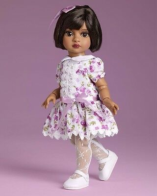 """Effanbee Tonner New! Patsy FLORAL FANCY TRIXIE 10"""" Dressed Doll - NRFB"""