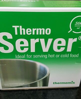 thermomix thermo server hot and cold brand new