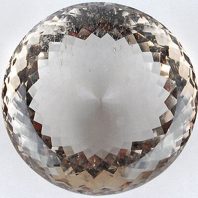 1477 Cts Certified Untreated Natural Smokey Quartz Museum Size Huge Gemstone