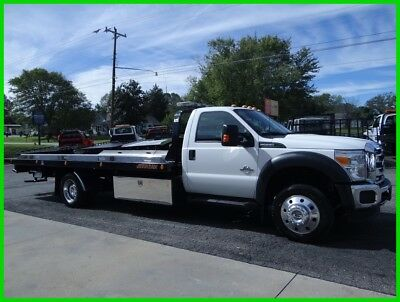 2015 Ford F550 Flatbed/rollback