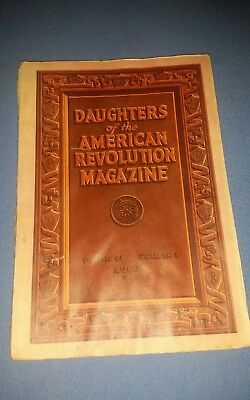 August 1927 Daughters of the American Revolution Magazine