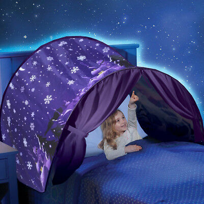 Kids Babys Dream Tents Winter Wonderland NEW Foldable Tent Outdoor Camp Tent