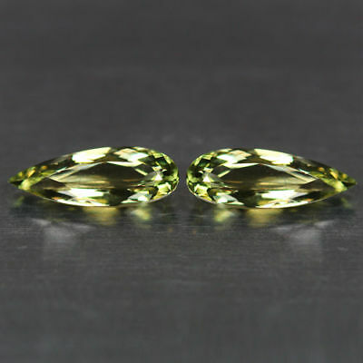 3.60 Cts_Flawless_Matching Pair_100 % NATURAL COLOR CHANGE  DIASPORE_TURKEY