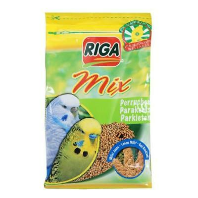 RIGA RIGAMIX perruches stand up 1 kilo OISEAUX