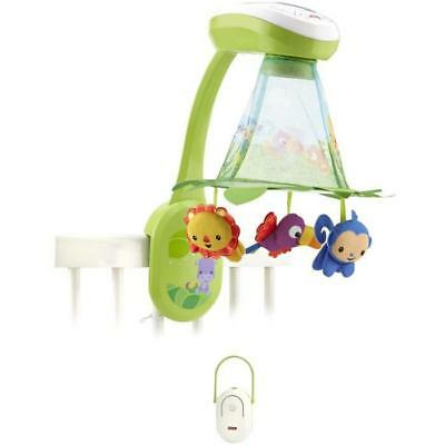 FISHER-PRICE  Mobile Feuilles Magiques