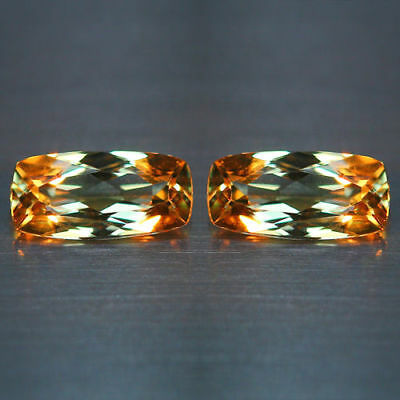1.44 Cts_DREAM GEMMY_MATCHING PAIR_100 % NATURAL COLOR CHANGE  DIASPORE_TURKEY