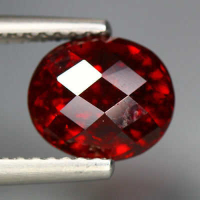 2.79 Cts_Unbelievable Top Rare To Find Color_100 % Natural Spessertite Garnet