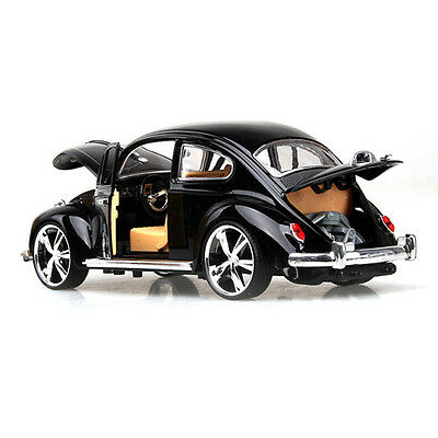 New 1:18 Volkswagen Beetle Superior 1967 Diecast Model Car Toy Gift Collection