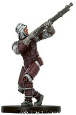 WOTC Star Wars Minis Bounty Hunter Dengar - Bounty Hunter SW