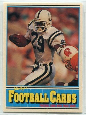 1990 Allan Kaye's Football Card News Price Guide #5 Eric Dickerson