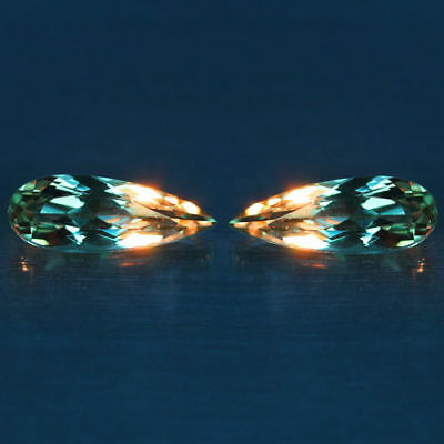 2.76 Cts_Fabulous_If Clean_Match Pair_100 % Natural Color Change Diaspore_Turkey
