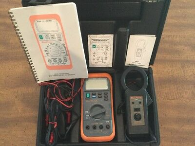 Blue Point Digital Multimeter MT586 and CA2 Clamp On Adapter Multi-Mate