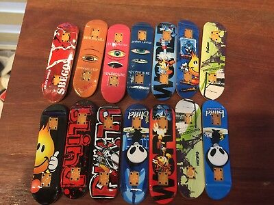 Ultimate Tech Deck Ramp Bundle - Half Pipe, Ramps,  Boards