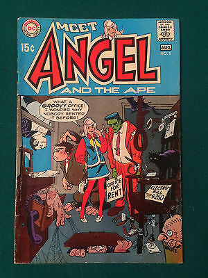 Angel And The Ape #5 1St Series Dc Comics