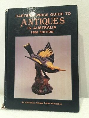 Carters Antique Price Guide