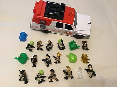 Ghostbuster Ecto Mystery Packs Car Figures