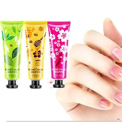 IMAGES 5Pcs Plant Extract Fragrance Moisturizing Hand Cream Suit Anti Drying Set