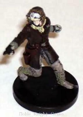WOTC Star Wars Minis Force Unleashed Han Solo of Hoth NM