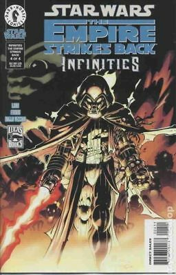 Star Wars Infinities The Empire Strikes Back (2002) #4 VF