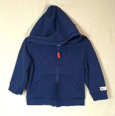 Janie & Jack Baby Hoodie Jacket Size 12 - 18 Months Resort Collection Lobster G3
