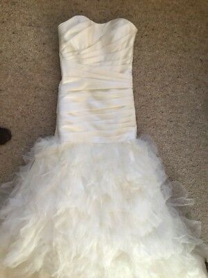 size 6-10 WEDDING dress