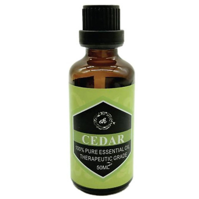 Cedar Essential Oil 50ml | 100% Pure Therapeutic Grade