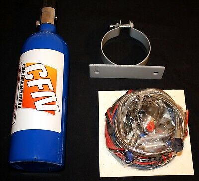 New BUSA Cold Fusion Dry GSXR 600 750 1000 Nitrous Oxide Kit