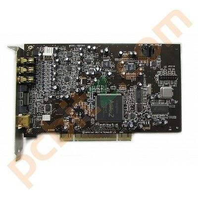 Creative Labs Sound Blaster Audigy 2 SB0360 + SB0290 Hub (No AD_LINK Cable)