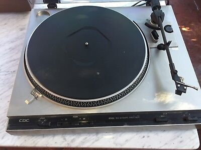 turntable CDC direct drive