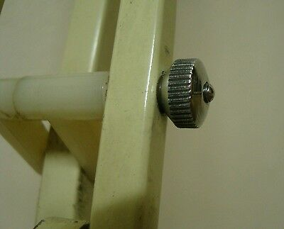 Knurled tensioning nut for Anglepoise Herbert Terry lamp from 1940's to 1960's