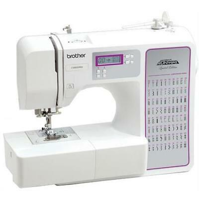 Brother CS8800PRW Project Runway Electric Sewing Machine, 80 Built-In Stitches